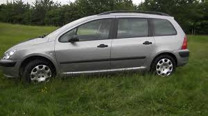 peugeot 608 estate 2004 peugeot 307 1 6 hdi style estate youtube