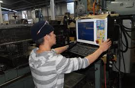 Devlieg Jig Mill Cnc Retrofits Horizontal Bore Jig Mill Floor