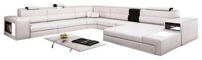 Ital Leather Sofa Innovative White Italian Leather Sofa Shop Houzz Vig Furniture Inc