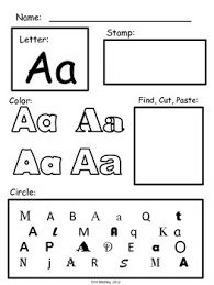 abc worksheets for pre k free worksheets library download and