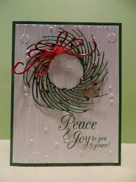 349 best cards wreaths images on cards