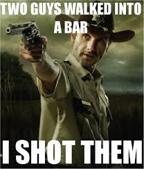 Dead Memes - 25 funny walking dead season 2 memes geektyrant