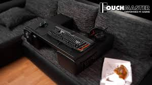couchmaster or how to game all day long from the comfort of your