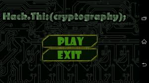 hack this cryptography game android apps on google play