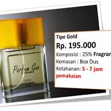 Parfum Gue asepparfumed s items for sale on carousell