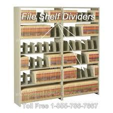 Tennsco Bookcase Tennsco Legal Size File Divider Fdp 1108 L U0026t Shelving Legal Size