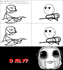 Cereal Guy Meme - image 159542 cereal guy know your meme