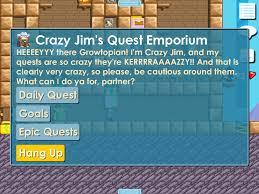 crazy jim growtopia wiki fandom powered by wikia