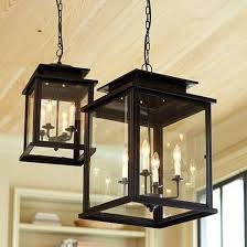Pendant Lights Amusing Black Lantern Pendant Light Charming Home
