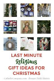 last minute religious gift ideas for