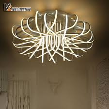 Modern Ceiling Light Fixtures by Online Get Cheap Modern Ceiling Decoration Aliexpress Com