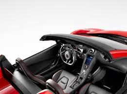 mclaren supercar interior mclaren 12c spider interior