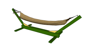 how to build a hammock stand howtospecialist how to build
