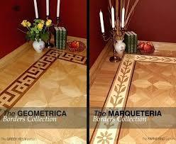 Hardwood Floor Borders Ideas Hardwood Floor Inlay U2013 Novic Me