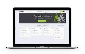 mixer a network management platform ether creative