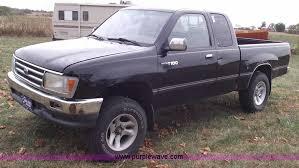 toyota t100 truck 1997 toyota t100 sr5 extended cab truck item c5675