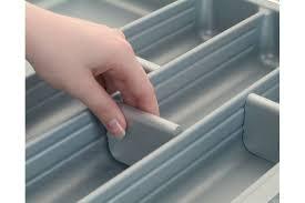 range couverts tiroir cuisine séparateurs pour range couverts serie 500 accessoires cuisines