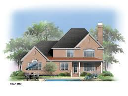 Sater Homes by House Plan The Sanderson By Donald A Gardner Architects