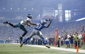 philadelphia eagles thanksgiving day games matt stafford throws 5 tds to lift lions to 45 14 win over eagles