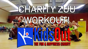 kidsout charity zuu virgin active solihull youtube