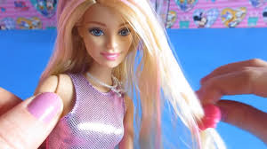barbie doll hair dressing salon beautiful barbie queen