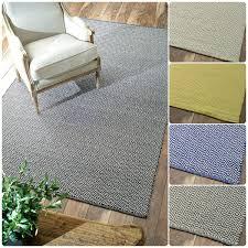Flat Weave Cotton Area Rugs Nuloom Handmade Flatweave Cotton Rug 5 X 8 Overstock