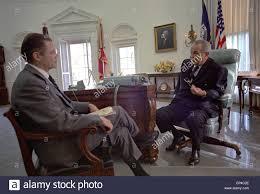 president lyndon johnson meeting with defense secretary robert