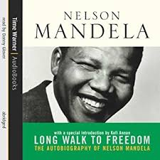nelson mandela his biography long walk to freedom vol 1 audiobook nelson mandela audible com au