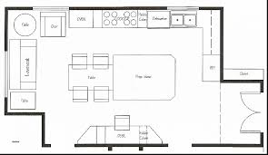 kitchen restaurant floor plan architectural drawing symbols floor plan awesome kitchen floorplan