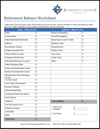 Mortgage Spreadsheet Template Retirement Planning Worksheet Dingliyeya Spreadsheet Templates