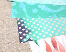 decorative paper decorative paper etsy