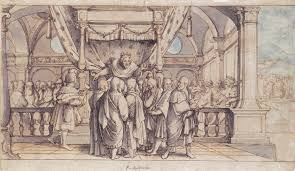 file rehoboam u0027s insolence by hans holbein the younger jpg