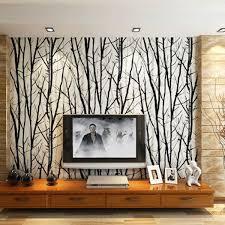 online get cheap white black wallpaper decor aliexpress com
