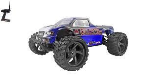 rc monster truck racing electric remote control redcat volcano 18 v2 1 18 scale r c mons