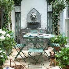 Patio Gardens Design Ideas Decor Of Small Patio Water Feature Ideas Small Patio Garden With