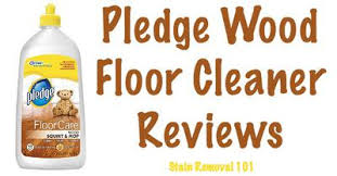 pledge wood floor cleaner reviews experiences