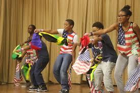 Haitian And Jamaican Flag District 30 Hosts International Night A Culture Buffet Herald