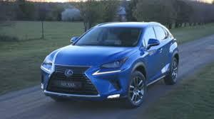 lexus nx exterior 2017 lexus nx exterior driving u0026 interior australian spec