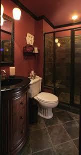 Orange Bathroom Ideas Colors Burnt Orange Paint Color The Color Orange In Interior Design