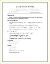 best resume sles for freshers download firefox free resume templates format download sle for freshers