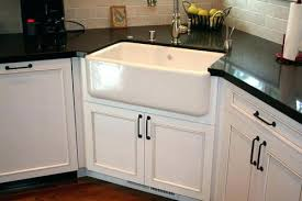 kitchen sink furniture the awesome of corner kitchen cabinet decors corner kitchen sink