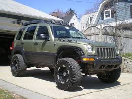 jeep liberty lifted 2005 jeep liberty lift kit interested in a custom rubitrux jeep