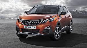 peugeot crossover used the new peugeot 3008 is really quite bold top gear