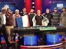 wsop final table the nine 2017 wsop scott blumstein chip leader at main event final table
