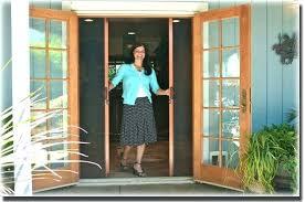Screen Door Patio Patio Door Screen Retractable Screen For Patio Door Patio Screen