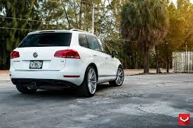 volkswagen touareg 2013 vossen wheels vw touareg vossen flow formed series vfs 1