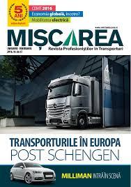 revista motor 2016 mișcarea magazine artri driving together