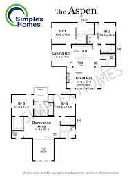 simplex homes 2 story modular home aspen