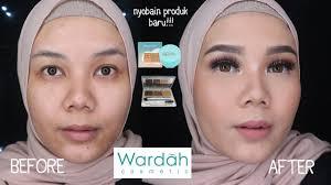 review tutorial make up natural wardah wardah one brand makeup tutorial soft glam makeup look bahasa