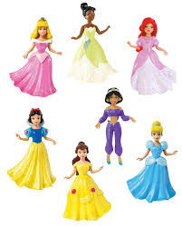 disney princess amazon com disney princess collection 7 doll gift set toys u0026 games